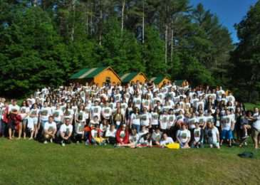 Summer camps at Adventure Bound